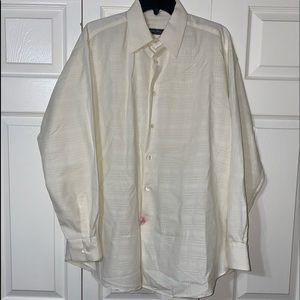 Salvatore Ferragamo long sleeve button down shirt